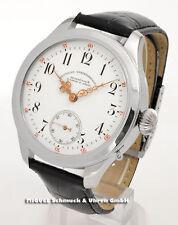 Mechanisch-(Handaufzug) Armbanduhren mit Arabische Ziffern für Herren