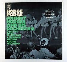 Johnny Hodges And His Orchestra - Hodge Podge (UK Vinyl LP) Ex+ Vinyl