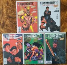 Authority: Magnificent Kevin 1-5 Full Series VF/NM Garth Ennis The Boys Fabry