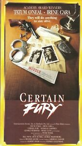 Certain Fury (VHS)