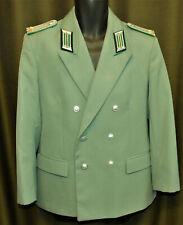 Volkspolizei Jacke zum Gesellschaftsanzug Leutnant, getragen Gr. k48
