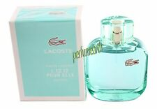 Eau De Lacoste L.12.12 Pour Elle Natural EDT 3.0oz/90ml Spray Women New In Box