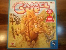 Camel Up Spiel des Jahres 2014 Brettspiel Cup Sehr guter Zustand! Pegasus Spiele
