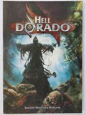 HELL DORADO RULEBOOK - OOP Skirmish Miniatures Game Rule Book