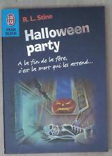 Halloween party R.L.Stine
