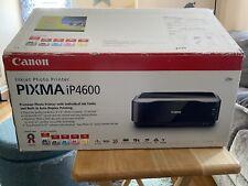 New ListingCanon Pixma Ip4600 Inkjet Photo Printer New / Open Box!