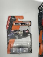 New/Sealed Matchbox DODGE CHARGER PURSUIT #86/125 MBX Heroic Rescue MONMC!