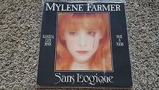 Mylene Farmer - Sans logique 12'' Vinyl Maxi