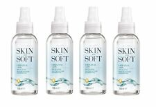 4 x Avon Skin So Soft Original Dry Oil Spray 150ml NEW Mosquito Insect Repellent