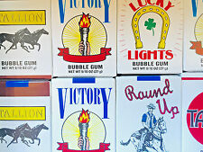 24 packs of Bubble Gum Cigarettes Full Case Candy Nostalgic They Blow Smoke