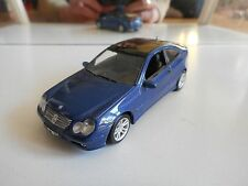 Minichamps Mercedes C-Class Sports Coupe in Blue on 1:43