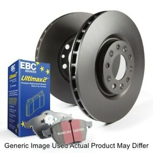 EBC S1KF1038 Front S1 Kits Ultimax 2 & RK Rotors For 2005-18 Nissan Frontier NEW