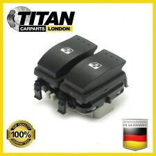 FOR RENAULT SCENIC MEGANE MK2 ESPACE MKIV FRONT CONTROL WINDOW SWITCH 8200315042