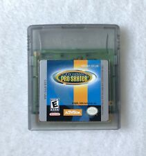 Tony Hawk's Pro Skater (Nintendo Game Boy Color, 2000) GBC *Cleaned & Tested*