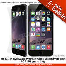 Belkin True Clear InvisiGlass Overlay Glass Screen Protector for iPhone 6 Plus