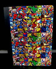 Marvel Comics Composition Notebook Wide Rule