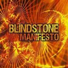 Blindstone - Manifesto [New CD]