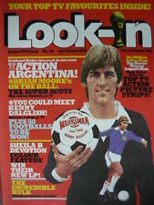 LOOK-IN MAGAZINE 10TH JUNE 1978 - SHEILA B DEVOTION - ACTION ARGENTINA