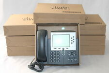 Lot (8) Cisco CP-7960 Unified VOIP Business Office Phone Handsets FAST SHIPPING!