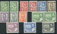 Somaliland 1938 set + 2 unlisted shades SG93/104 MNH - see desc
