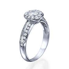 Filling Engagement Natural Fine Rings