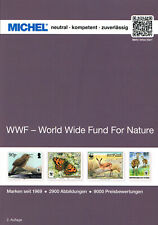 MICHEL CATALOGO TEMATICO - WWF WORLD WIDE FUND FOR NATURE EDIZIONE 2019