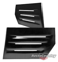 Holden HQ GTS SS Guard Flute NEW Pair LEft + Right Monaro Coupe fin