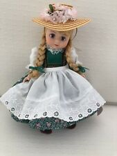 New ListingMadame Alexander 1992 Vintage Doll 8 Inch Heidi Storyland 460 Box w/tag
