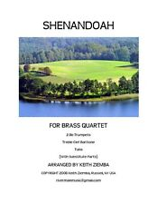Shenandoah Brass Quartet arr. K. Ziemba Flexible instrumentation New