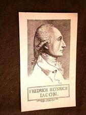 Friedrich Heinrich Iacobi