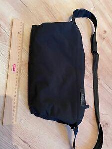 bellroy slingbag crossbody bag schwarz