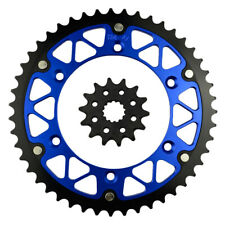 14T Front 47T Rear Sprocket Kit For Yamaha WR250Z YZ250 WR426F WR450 F/R YZ450F