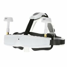 EHANG Ghostdrone 2.0 VR FPV White Headset Goggles iOS Compatible Brille NEW NEU