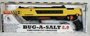 Bug-A-Salt 2.0 - Salt Gun For Shooting Flies... Factory Sealed/Free Shipping