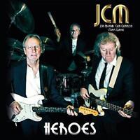 JCM (Jon Hiseman, Clem Clempson And Mark Clarke) - Heroes (NEW VINYL LP)