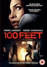100 Feet (DVD) (NEW AND SEALED)