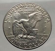 1978  President Eisenhower Apollo 11 Moon Landing Dollar USA Coin Denver  i46238