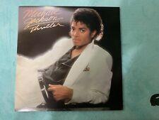 Michael Jackson- Thriller (Epic,1982) Vinyl LP  EX