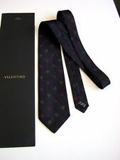 VALENTINO NUOVA NEW  SETA E COTONE MIXED SILK COTTON ORIGINALE MADE IN ITALY