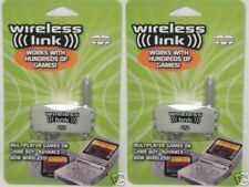 2 Wireless Multi link cables for Game Boy Advance SP