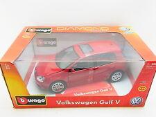"LOT 12758 | Burago ""Volkswagen Golf V"" Die-Cast Modellauto 1:18 NEU in OVP"