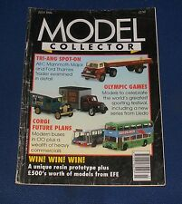 MODEL COLLECTOR JULY 1996 - TRI-ANG SPOT-ON/OLYMPIC GAMES/CORGI FUTURE PLANS