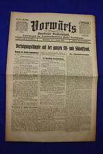 VORWÄRTS (2. August 1915): Heftige Kämpfe zwischen Weichsel und Bug