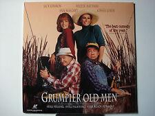 Grumpier Old Men 1995 LTBX Laser Disc NEW - Jack Lemmon Walter Matthau  Gem Mint