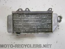 11 KX250F KXF250 KX 250F Right Radiator 113