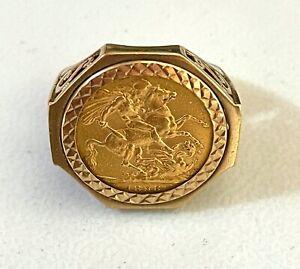 1896 Sovereign Ring