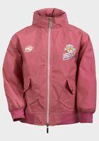 BNWT Kiki Girls Pink Rain Coat Mac With Hood Pockets  New 18 Months -  5 Years