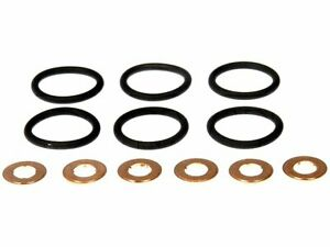 For 2008 Freightliner XB Raised Rail Fuel Injector O-Ring Dorman 12784SM