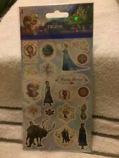 New Frozen Stickers 4 sheets Kids Party Bag Fillers Prize