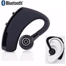 Bluetooth Wireless Headset Ear Hooks Business Stereo Earphones Earbud with Mic